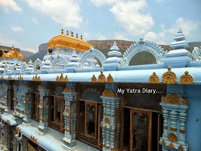 ISKCON Tirupati Temple overview, Andhra Pradesh