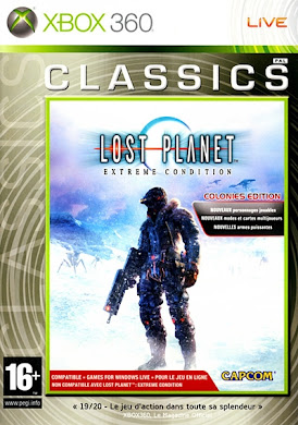 Lost Planet Extreme Condition Colonies Edition Xbox 360 Región Free XGD2