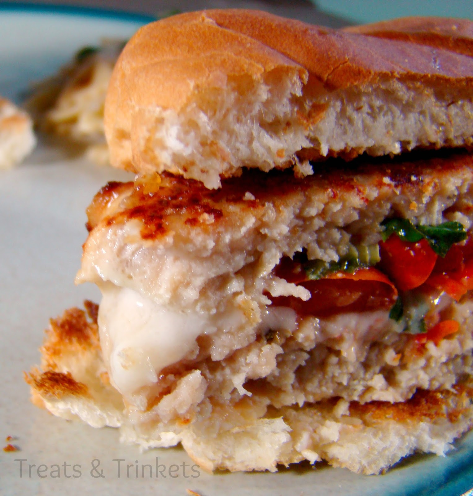how to cook chicken burgers in a pan