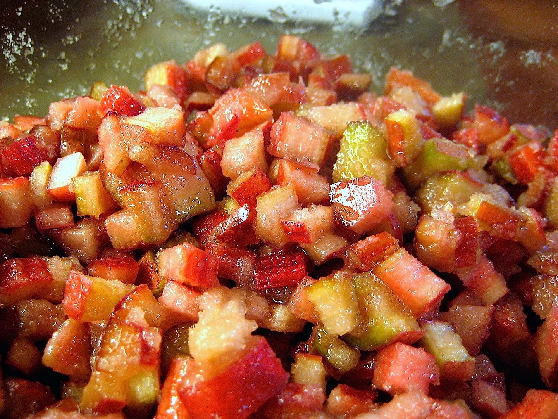 recipe easy strawberry rhubarb jam easy rhubarb jam rhubarb strawberry ...