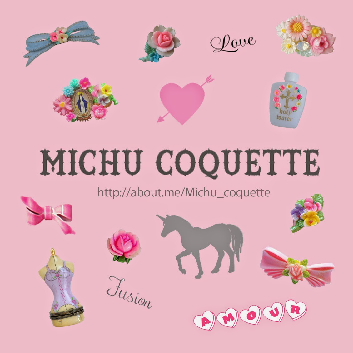 Michu coquette USAGIONLINE SHOP