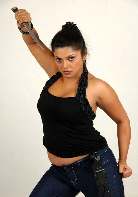 ITEM GIRL SWATHI VERMA'S KILLER LOOK PHOTOSHOOT