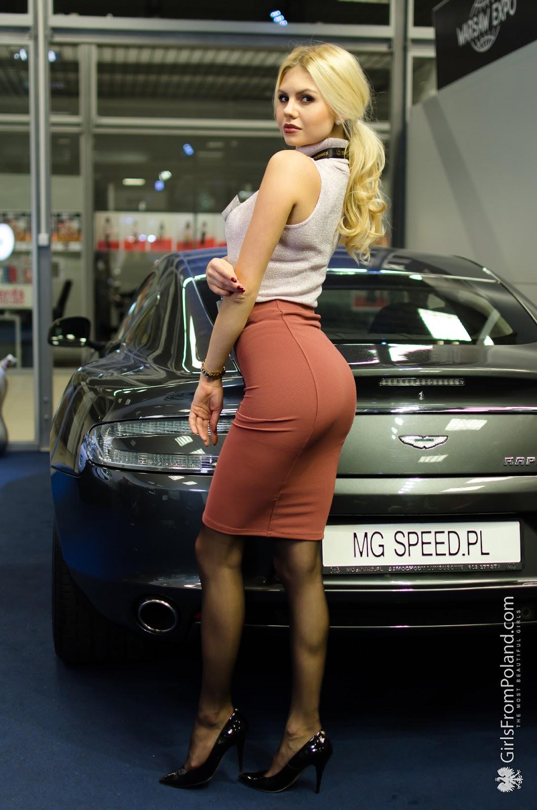 Warsaw Motoshow 2015 MG Speed  Zdjęcie 57