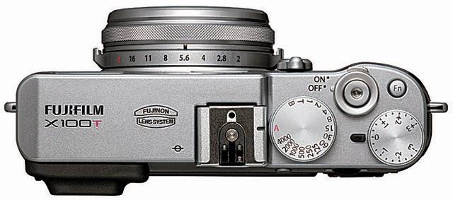 Le ghiere di controllo della Fujifilm X100T