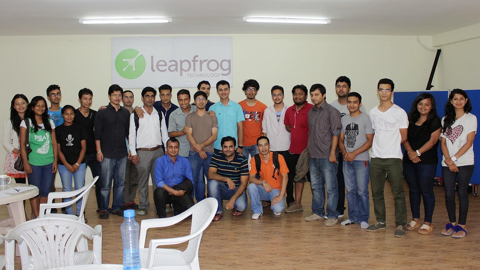Participants of PHP Developer Meetup 12