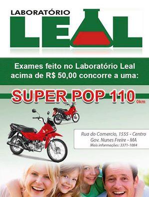 Promoção Laboratório Leal