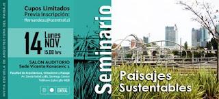 paisajes sustentables