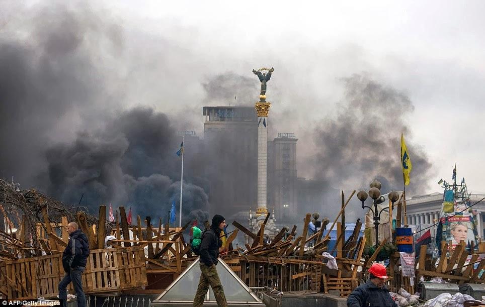 ukraine donbass conflict russia