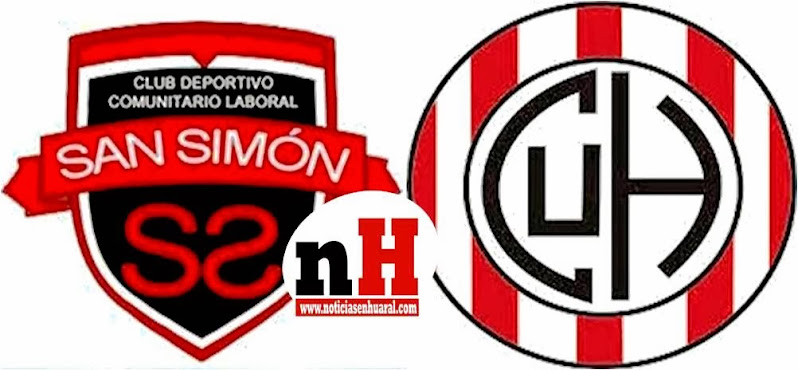 SAN SIMON vs UNION HUARAL EN VIVO