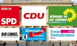 Allemagne. Elections à Berlin. Erosion des partis du «juste milieu», par Manuel Kellner