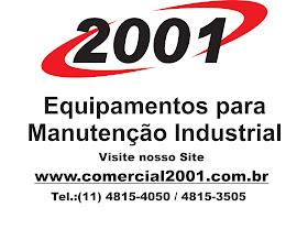 Comercial 2001 - Hidraulica e Elétrica Industrial