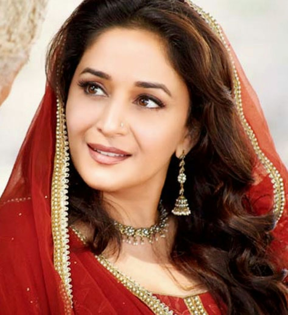 Madhuri Dixit HD Wallpaper