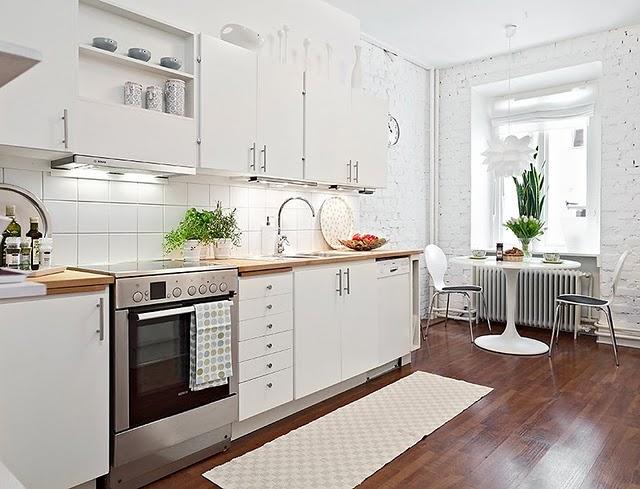 Blogaluiza COZINHAS DOS SONHOS # Azulejo Para Cozinha Simples