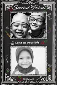 Rafif, Razaan, dan Jihan