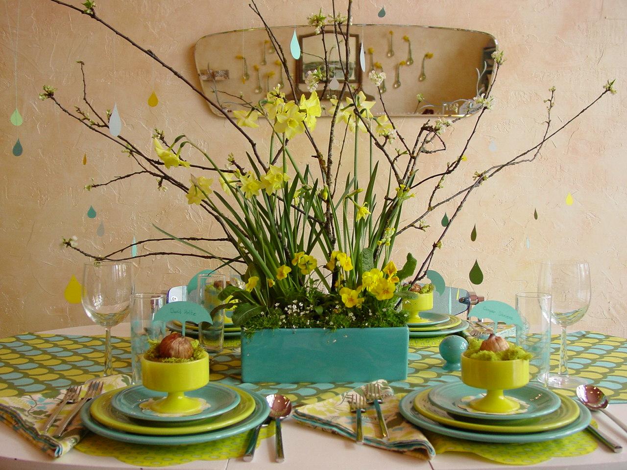 Crinoline tweed spring showers wedding theme