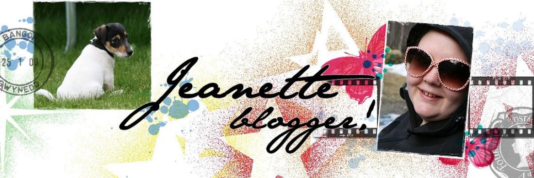 Jeanette sin blogg
