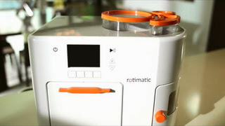Rotimatic - World's first fully automatic Roti making appliance.
