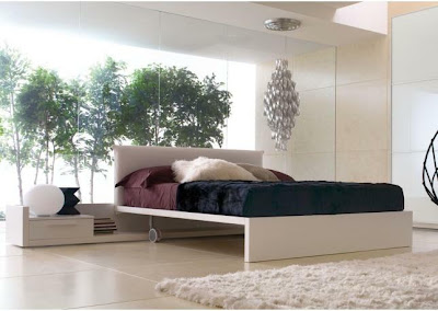 habitación estilo minimalista
