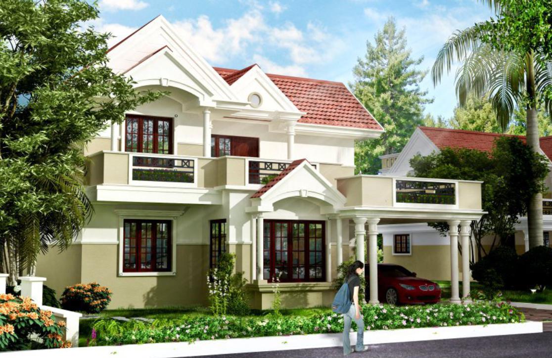 realfinetime realestate villa for sale in mookkannur On villas in kerala for sale