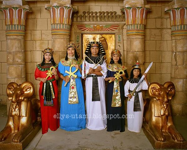 cleopatra ratu mesir yang cantik cerdas dan ambisius