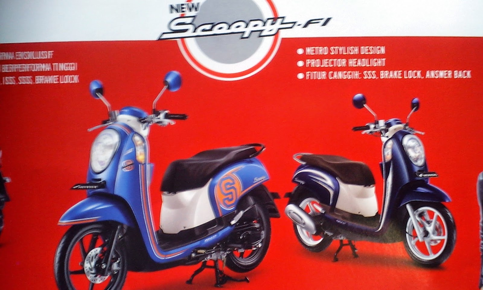 New stylish fi scoopy exclusive photo