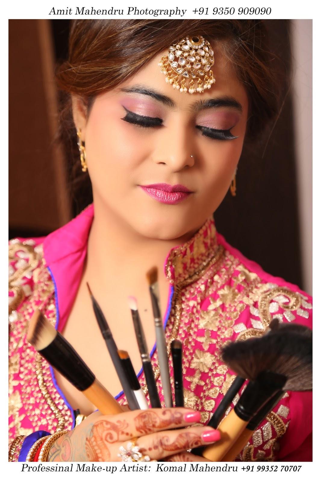 Komal mahendru s professional makeup lucknow india bridal makeup - Makeup Artist In Lucknow Https Www Facebook Com Komal Mahendru