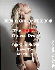 Esta não sou eu mas vivam as Endorfinas...