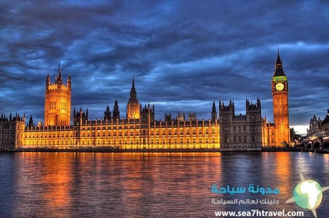 تعرف علي أشهر القصور في لندن بالصور