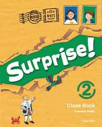 ENGLISH : SURPRISE 2