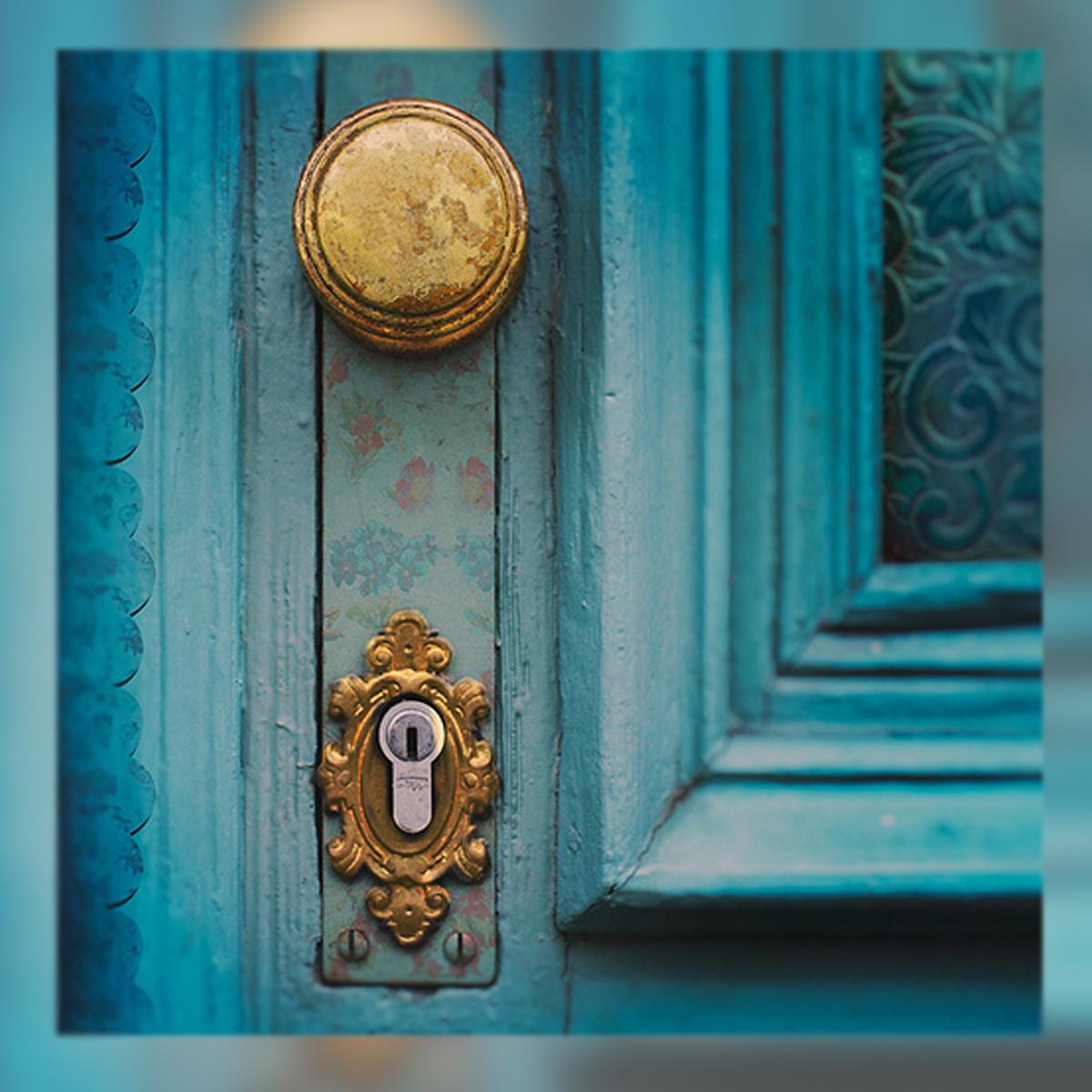 Decoraci n toc toc la musa decoraci n - Manillas puertas antiguas ...