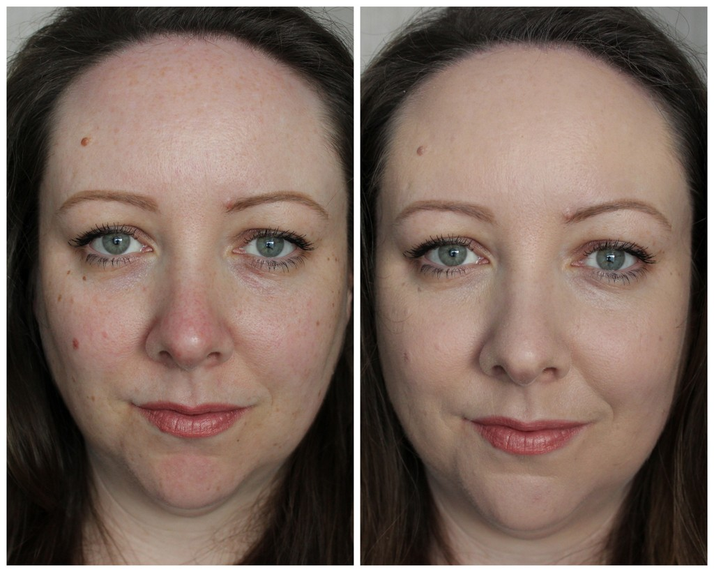 isadora cover up foundation review