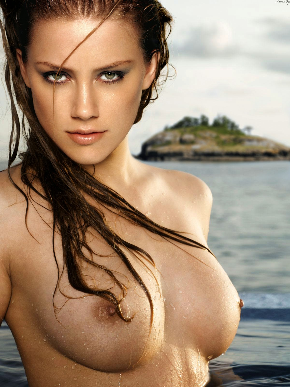 from Maximus naked pic of amber heard