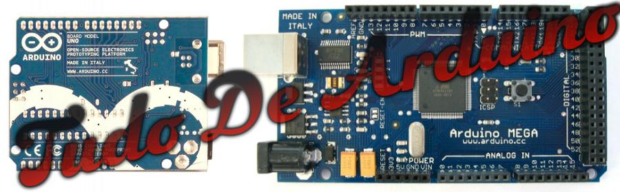Tudo de Arduino