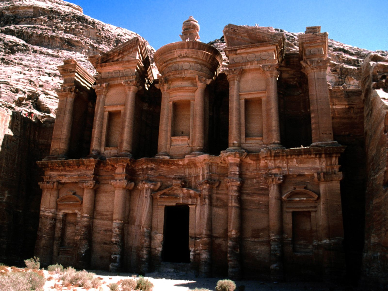 petra jordan Explore petra holidays and discover the best time and places to visit | petra, the great ancient city that lies half-hidden in the wind-blown landscape in southern jordan, is one of the world's most treasured unesco heritage sites.