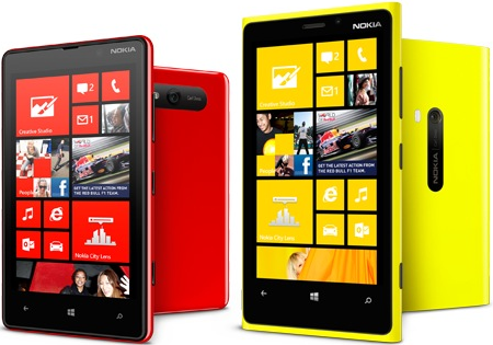 Nokia Lumia 920 Dan Lumia 820 Akan Segera Sambangi Asia