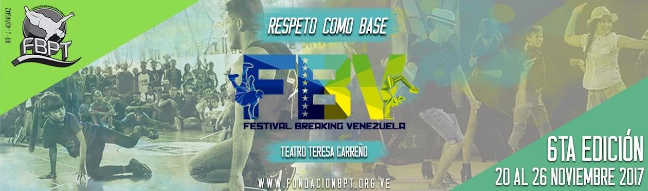 Festival Breaking Venezuela