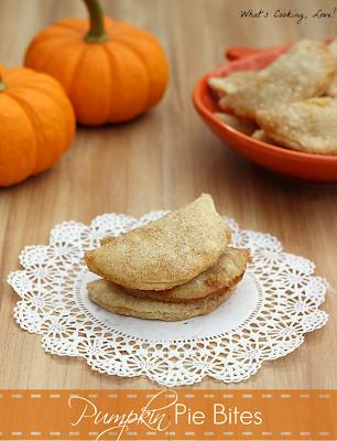 http://whatscookinglove.com/2013/09/pumpkin-pie-bites/