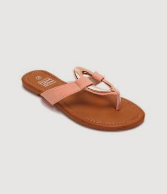 stylish flat shoes for girls at new year from the