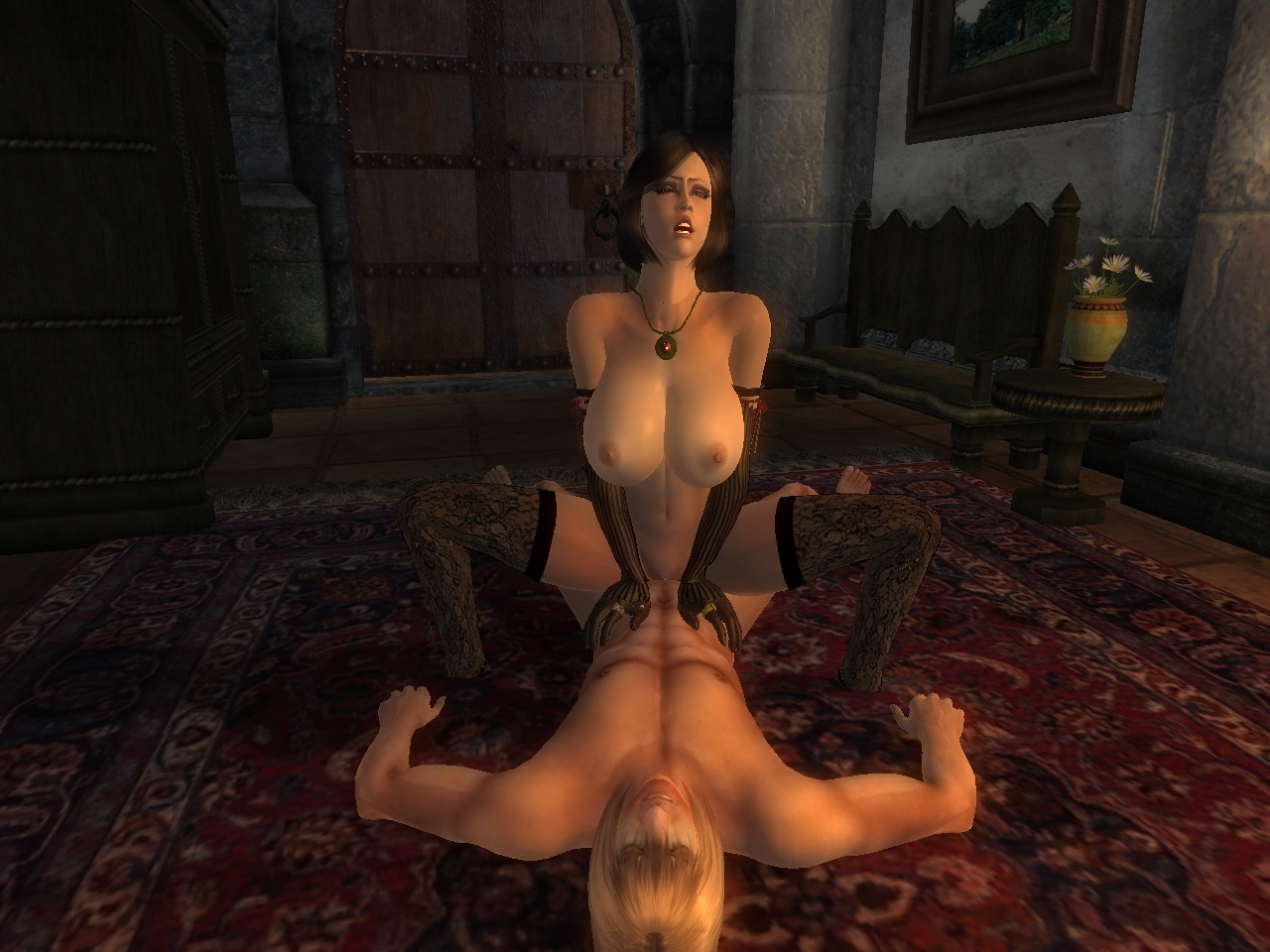 Oblivion adult mod monster sex erotic images