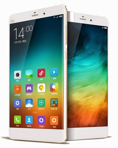 Informasi mengenai Harga Xiaomi Mi Note Pro di Indonesia, februari 2015!