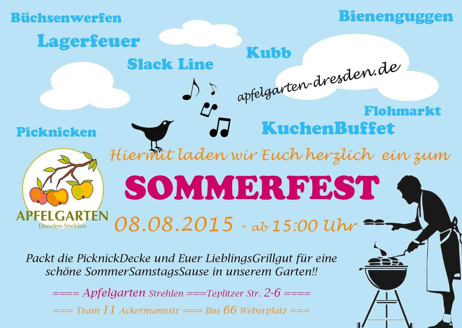 Schön Einladung Zum Sommerfest!