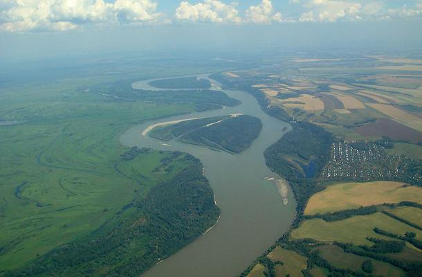 แม่น้ำอ็อบ (ob river)