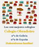 PRIMER COLEGIO DE GALICIA - 9º PUESTO A NIVEL NACIONAL