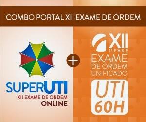 COMBO PORTAL XII EXAME DE ORDEM