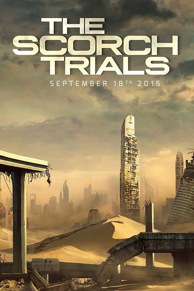 Film Maze Runner: The Scorch Trials 2015