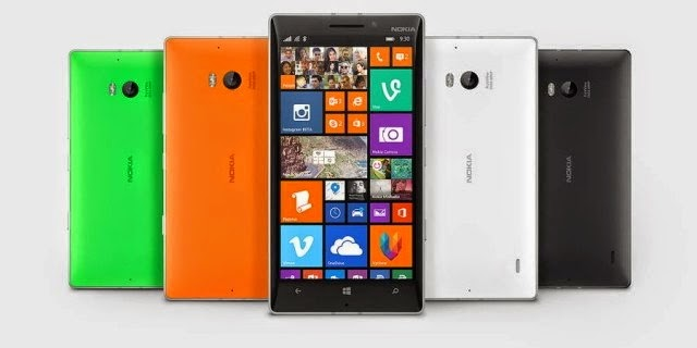 Company replaced 57,000 of its employees phones for Lumia phones
