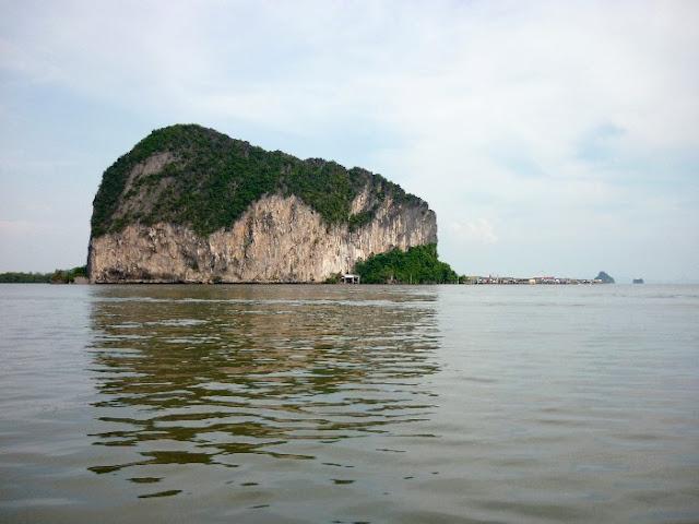Escursione a Phang Nga Bay
