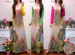 251844 Gamis Spandex Printing SOLD OUT