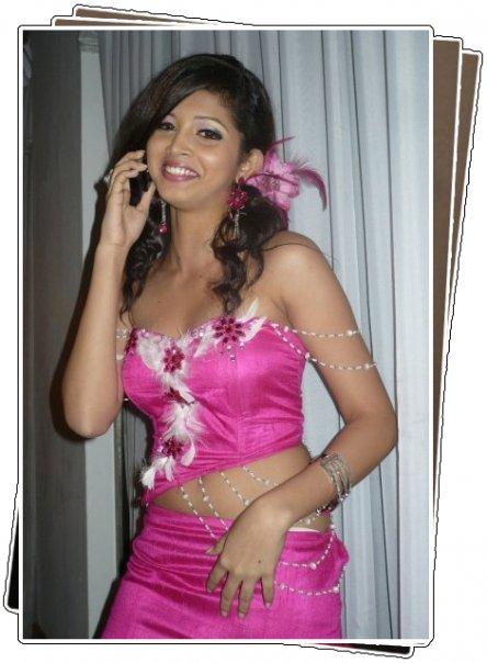 Hashini Gonagala Hot dancing videos