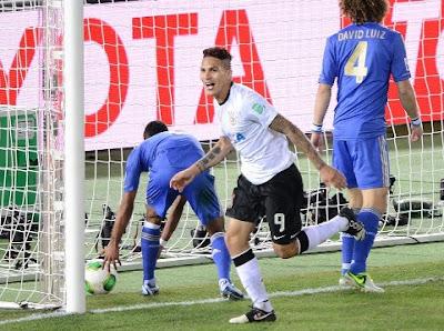 gol de paolo guerrero en el mundial de clubes campeon con corinthians